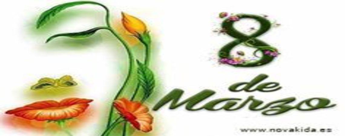 Flores a domicilio – Día Internacional de la Mujer